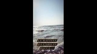 Michelle Hunziker, bikini mozzafiato in riva al mare