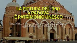 Padova «Urbs picta», gli affreschi del XIV secolo sono patrimonio Unesco