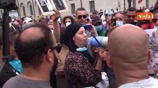 Delitto Voghera, la manifestazione con corteo per chiedere giustizia per Youns
