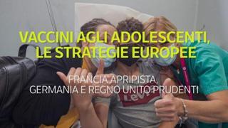 Vaccini agli adolescenti, le strategie europee