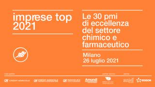 Imprese top 2021, le 30 pmi di eccellenza del settore chimico e farmaceutico