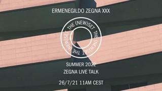 Zegna Live Talk