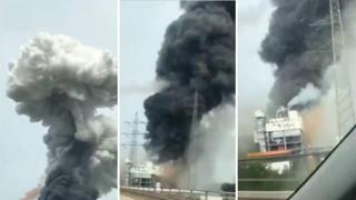 Germania: esplosione in un impianto chimico a Leverkusen, diversi feriti
