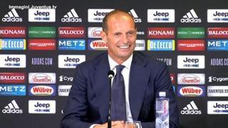 Juventus, Allegri: «Bonucci capitano? Se n'era andato. Se vuole la fascia la compra e va a giocare in piazza»