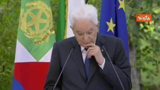 Mattarella: «Vaccini e rilancio economico strumenti indispensabili»