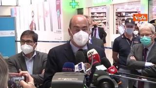 Zingaretti: Fiumicino primo aeroporto al mondo dove si può fare vaccino