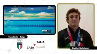 Burdisso bronzo nei 200 farfalla: «Ho avuto molto stress e non volevo neanche farla questa gara»