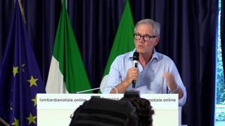 Lombardia, Bertolaso: «Tra i vaccinati con doppia dose zero morti da variante Delta»
