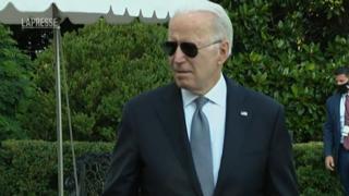 Usa, Biden: «Probabili nuove restrizioni anticovid»