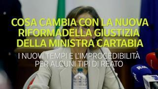 Cosa cambia con la nuova riforma della giustizia della ministra Cartabia