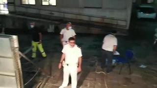 Incendi in Sicilia, 150 persone evacuate via da mare a Catania