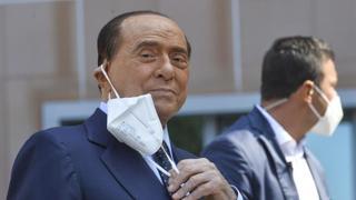 Berlusconi: «Sono favorevole all'obbligo di vaccinazione»