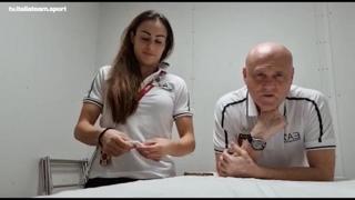 Tokyo 2020, Vanessa Ferrari prima della finale di corpo libero: «Proverò a fare bene»