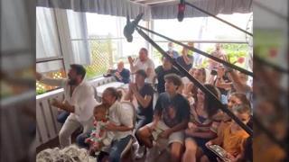 L'impresa Marcell Jacobs vista dalla sua famiglia: la reazione all'arrivo al traguardo