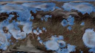 L'evoluzione della Terra in un video di 4 minuti