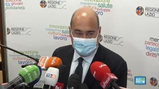 Attacco hacker alla Regione Lazio, Zingaretti: «Non so quale fosse l'obiettivo di questi criminali, ma la campagna vaccini continua»