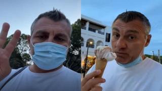 Bobo Vieri spiega la sua dieta particolare...