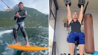Ruggero Tita e Caterina Banti: ecco come si allenano i due ori della vela