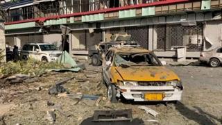 Afghanistan, autobomba a Kabul: almeno 3 morti