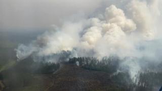 Siberia, decine di incendi devastano oltre 1,5 milioni di ettari di taiga