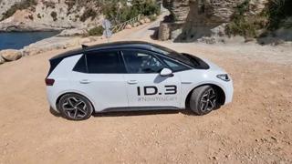 Viaggio alle Baleari con la Volkswagen ID.3, elettrica