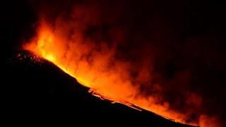 Etna da record: la nuova vetta è a 3.357 metri d'altitudine