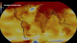 Le immagini Nasa che ci mostrano quanto si sta scaldando la Terra