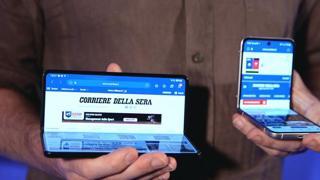 Samsung Galaxy Fold3 e Flip3, recensione video
