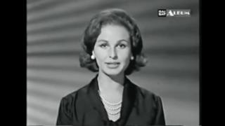 Si è spenta Nicoletta Orsomando, la «Signorina buonasera» per antonomasia