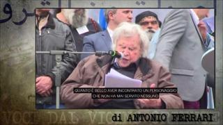 La Grecia in lutto per la morte di Mikis