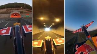 L'impresa di Dario Costa: vola a 245 km/h dentro due gallerie in autostrada