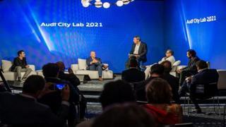 Inspired by progress @Audi City Lab