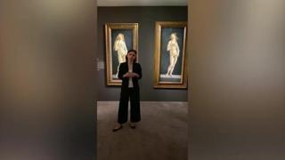 La curatrice della mostra: «Un nuovo sguardo sulla carriera di Botticelli»