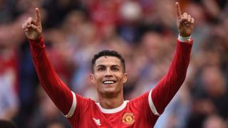 Ronaldo, subito doppietta al Newcastle al ritorno in Premier