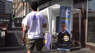 «Giovanni Assenti», a Milano il candidato fake per denunciare l'assenza di politiche per i giovani