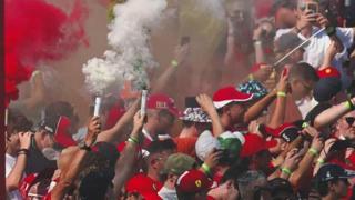 GP Italia, gli highlights di Monza