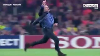 Con il Porto, con l'Inter, con la Roma: Mourinho e le esultanze sfrenate