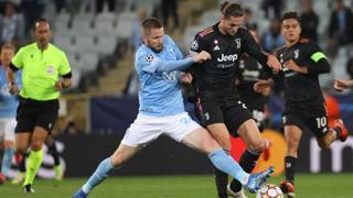Malmoe-Juventus 0-3, segnano Alex Sandro, Dybala, Morata: i gol e le azioni migliori