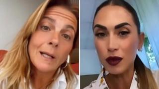 Melissa Satta a Sky Calcio, Alessia Tarquinio: «Basta attacchi, non è giornalista». La replica di Satta: «Le donne dovrebbero supportarsi»