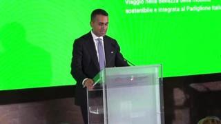 Expo Dubai, Di Maio: «Opportunità formidabile per l'Italia»