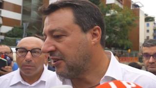 Nucleare, Salvini: «Una centrale nucleare in Lombardia? Nessun problema»
