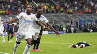 Inter-Real Madrid 0-1: gol e highlights