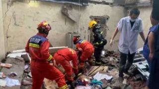 Terremoto in Cina, la violenta scossa nel Sichuan ripresa dalle telecamere