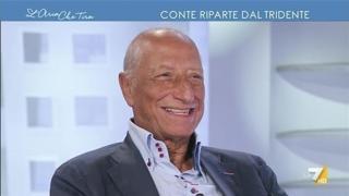 Pippo Franco, candidato (con Michetti) a Roma: «Sul vaccino la penso come Montagnier»