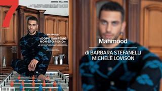 Mahmood: «Da bambini giocavamo a fare High School, spazzole e manici di scopa per microfoni»