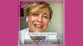 Il videomessaggio di Antonia Klugmann ospite a Women in Food