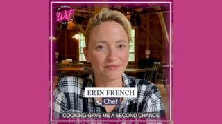 Il videomessaggio di Erin French ospite a Women in Food