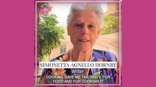 Il videomessaggio di Simonetta Agnello Hornby ospite a Women in Food