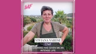 Il videomessaggio di Viviana Varese ospite a Women in Food