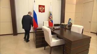 Putin in quarantena dopo un contatto Covid invita i cittadini al voto online